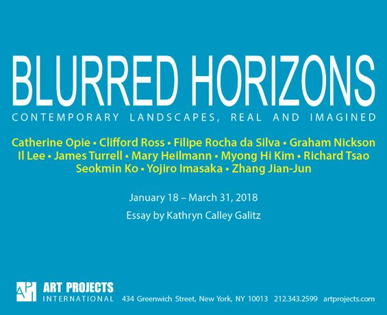 Blurred Horizons: Contemporary Landscapes, Real and Imagined: Image 0