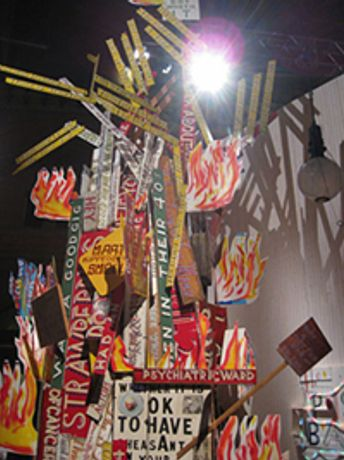 Bob and Roberta Smith:  The Bonfire: Image 0