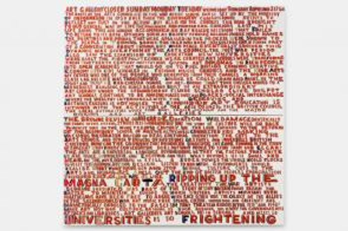 Bob and Roberta Smith: Image 0
