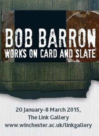 Bob Barron: Works on Card and Slate: Image 0