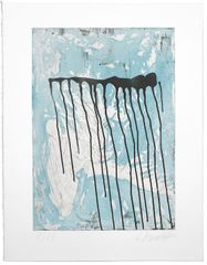 Georg Baselitz Gute Hoffnung 2011, Etching, 84,5 x 65,5 cm, Edition of 10