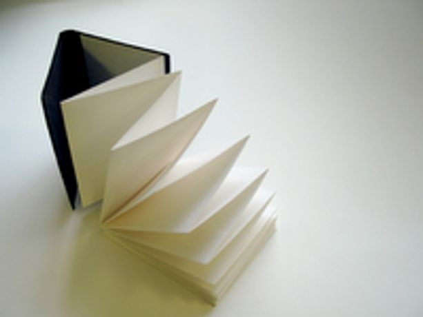 Book Binding / Paper folding Workshop: Image 0