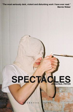 Book Launch Spectacles debut novel from John Paul Pryor: Image 0