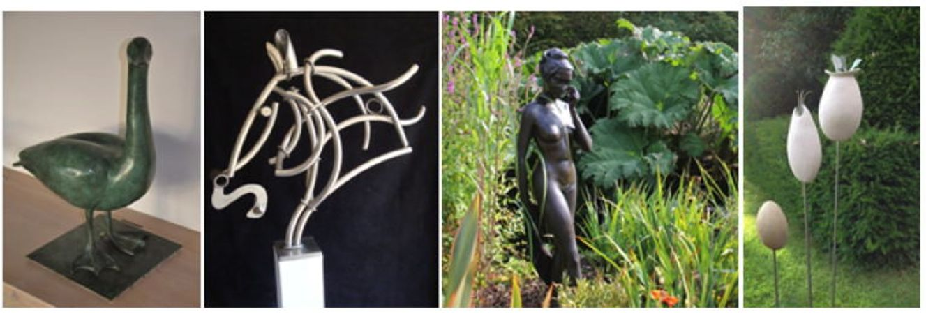 Borde Hill Sculpture Exhibition 2015: Image 0