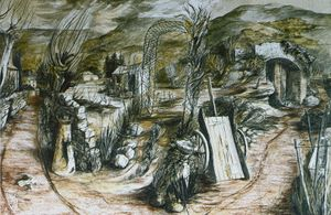 Bert Isaac, 'To The Hills' (1953)