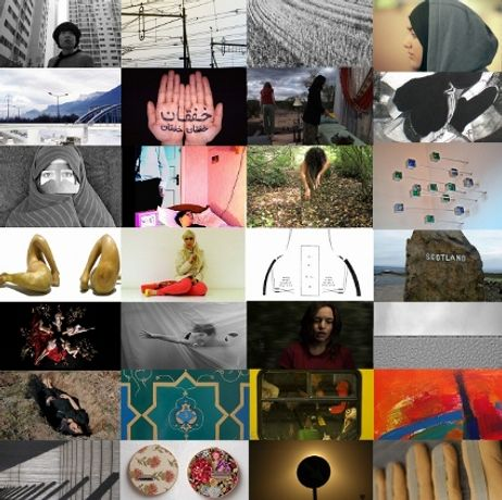Borders - an Edinburgh Iranian Festival exhibition: Image 0
