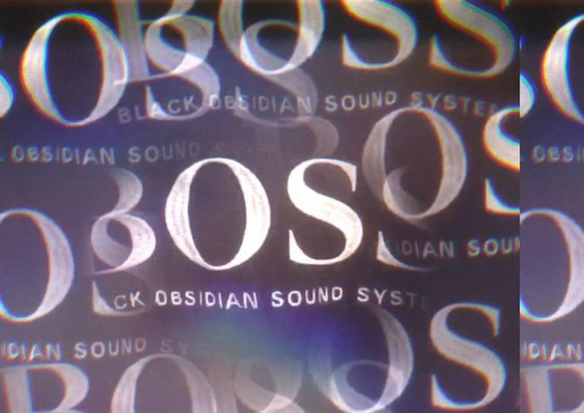 B.O.S.S. Immersive Installation: Image 0