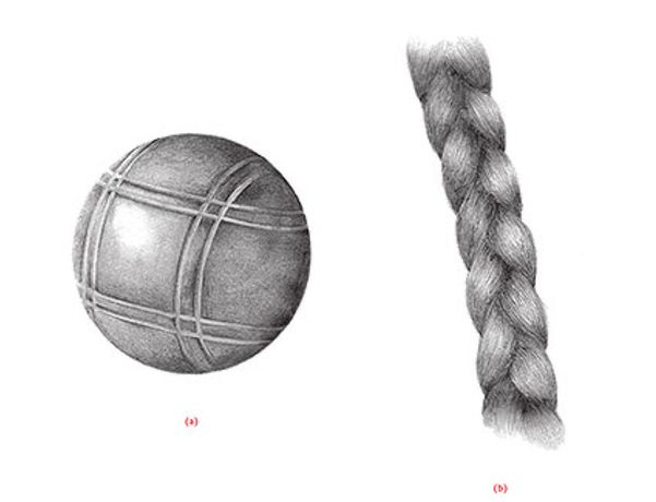 Boule to Braid: Curated by Richard Wentworth: Image 0