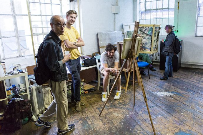 Bow Road Open Studios: Image 4