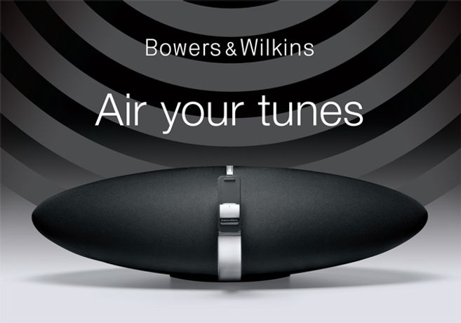 Bowers & Wilkins AirPlay pop-up store: Image 0