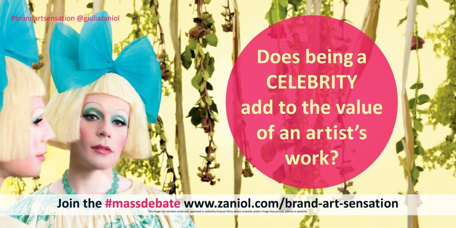 Brand Art Sensation - A Mass Debate: Image 0