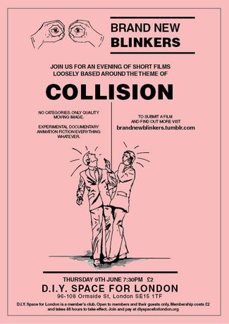 Brand New Blinkers: Collision: Image 0