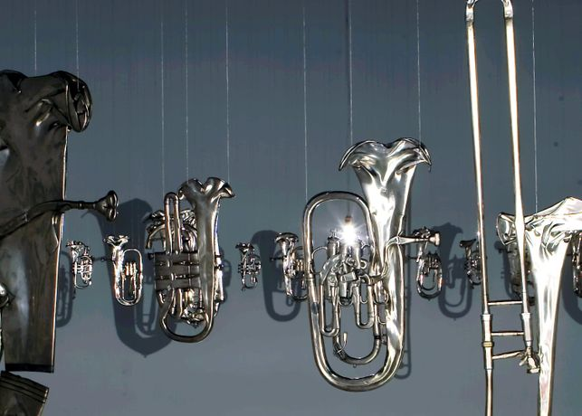 Brassed Off Installation
