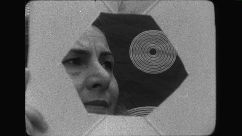 still from Fourthland & Rosalind Fowler's 'Permissible Notations of'