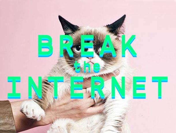 Break The Internet