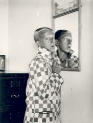 Claude Cahun, 1928. Courtesy of the Jersey Heritage Collections