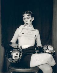 Claude Cahun, 1927. Courtesy of Jersey Heritage Collection