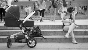 Breastfeeding in Public: This Discomfort Matters