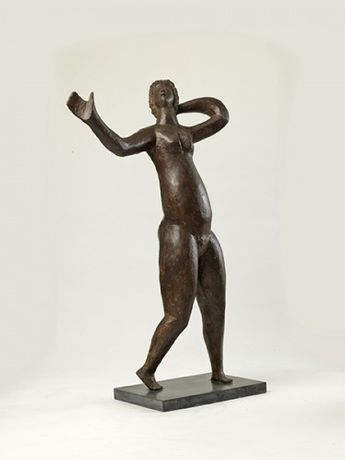 Acrobat, 1998, Bronze, Edition of 3