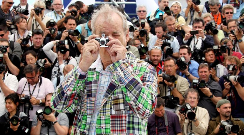 Brian Griffiths. BILL MURRAY: a story of distance, size and sincerity: Image 0