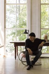 Portrait of Brice Marden. Photo by Eric Piasecki.
