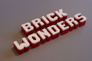 Brick Wonders - Ancient, Modern & Natural Wonders made in LEGO® bricks. Warren Elsmore