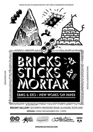 Bricks & Sticks & Mortar