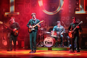 Music of the Kinks by Ryan O'Donnell and cast from the show Summer Afternoon