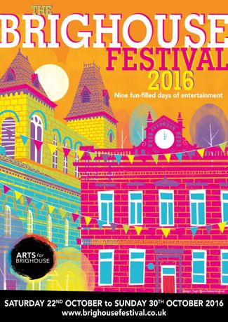 Brighouse Festival October 22nd to 29th