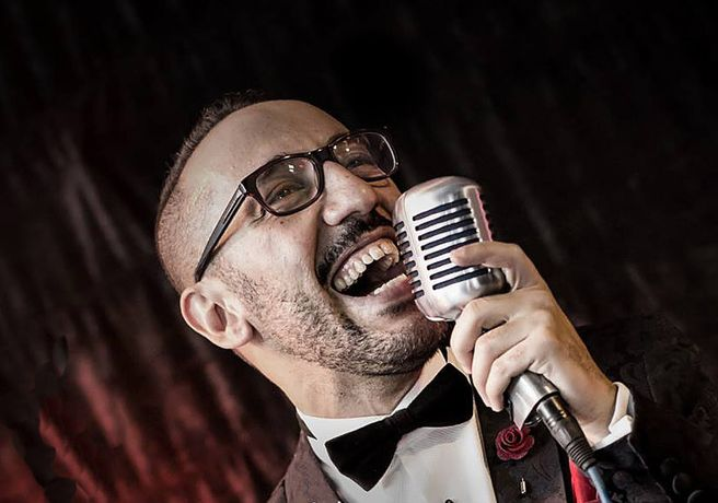 Ahmed Harfoush and the Egyptian Jazz Projekt