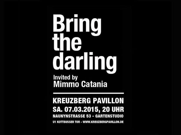 Bring the Darling: Image 0