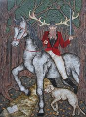 Herne the Hunter, 2015, Courtesy the artist and CNB Gallery.
