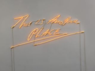 Tracey EMIN, This is another place, 2007 (© Opera Gallery)