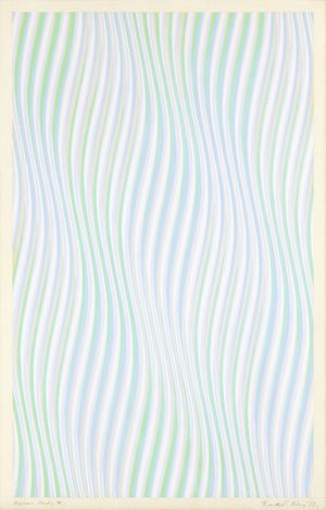 Bridget Riley 'Orpheus Study'