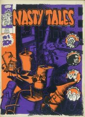 Nasty Tales cover. Courtesy of Rocket 88.