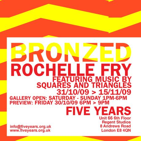 BRONZED: Rochelle Fry: Image 0
