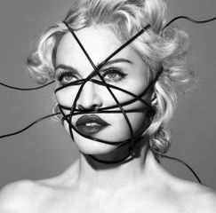Madonna. Photo by Mert Alas & Marcus Piggot