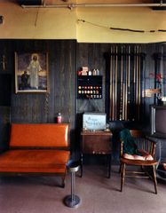 Recreation Room, Salvation Army, Binghamton, New York, 1986