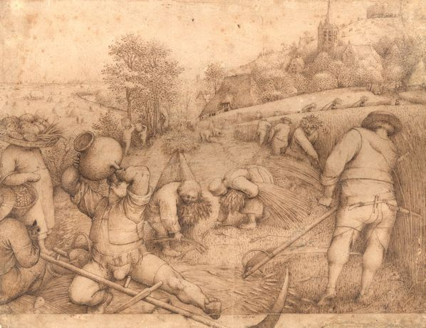Bruegel : Drawing The World: Image 0