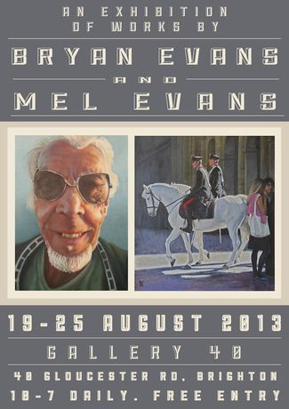 Bryan Evans and Mel Evans- An Exhibition of Work: Image 0