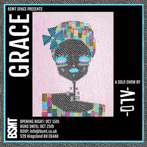 BSMT presents 'Grace' a solo show by street artist ALO