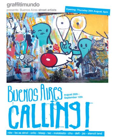 BUENOS AIRES CALLING!: Image 0