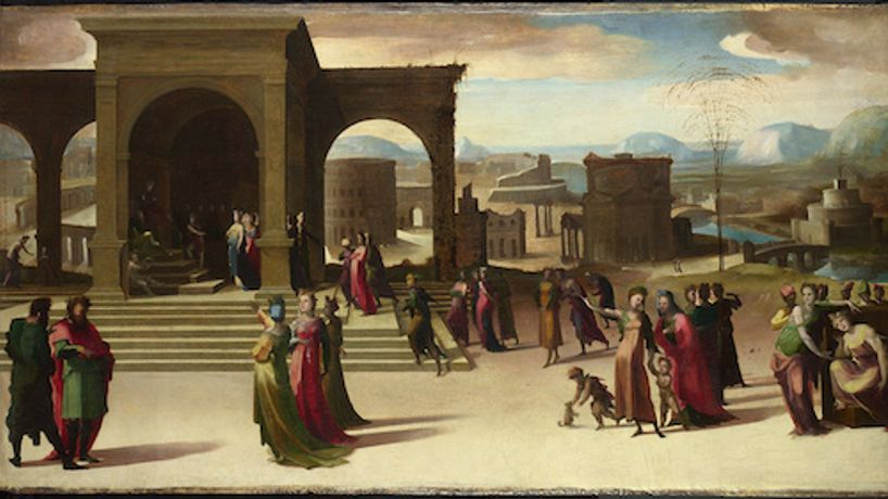 Building the Picture: Architecture in Italian Renaissance Painting: Image 0