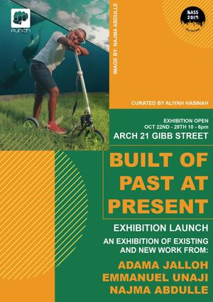 Built of Past at Present Exhibition Launch