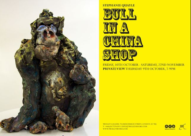 BULL IN A CHINA SHOP: Image 0