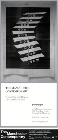 Bureau at 'The Manchester Contemporary': Image 0