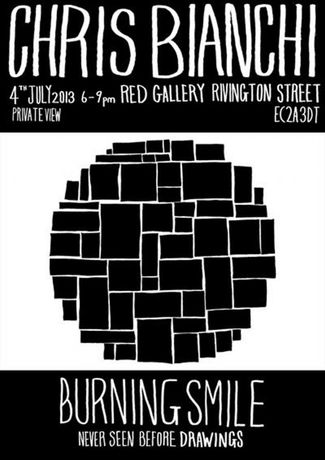 Burning Smile - Chris Bianchi Solo Show: Image 0