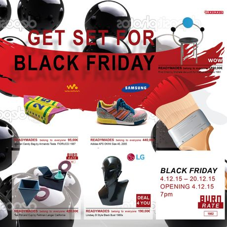 BURNRATE´s BLACK FRIDAY: Image 0
