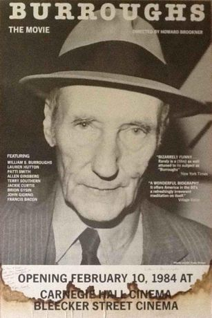 Burroughs: The Movie: Image 0