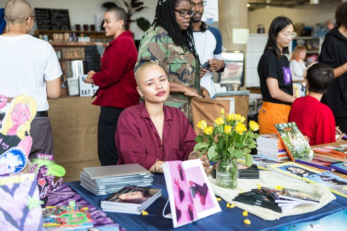 #BuyBlack Pop-Up Shop: Image 0